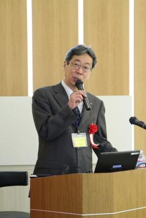 WT2015  ニッカセミナー講師 佐久間正氏