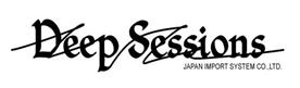 Deep Sessions ロゴ