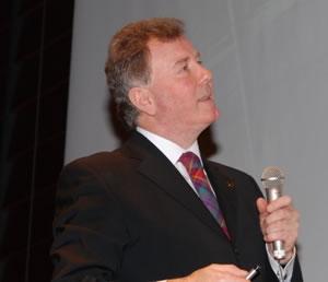 ジム・マッキュワン セミナー