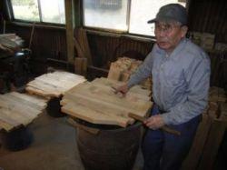 イチローズモルトセミナー 現役最高齢の樽職人 斉藤社長
