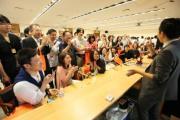 ウイスキートーク福岡2014 イベント報告 メイン会場 ジュレップBAR マジックショー